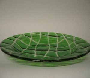 groen transparant bord