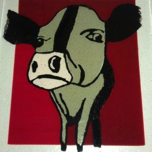 koe in glas