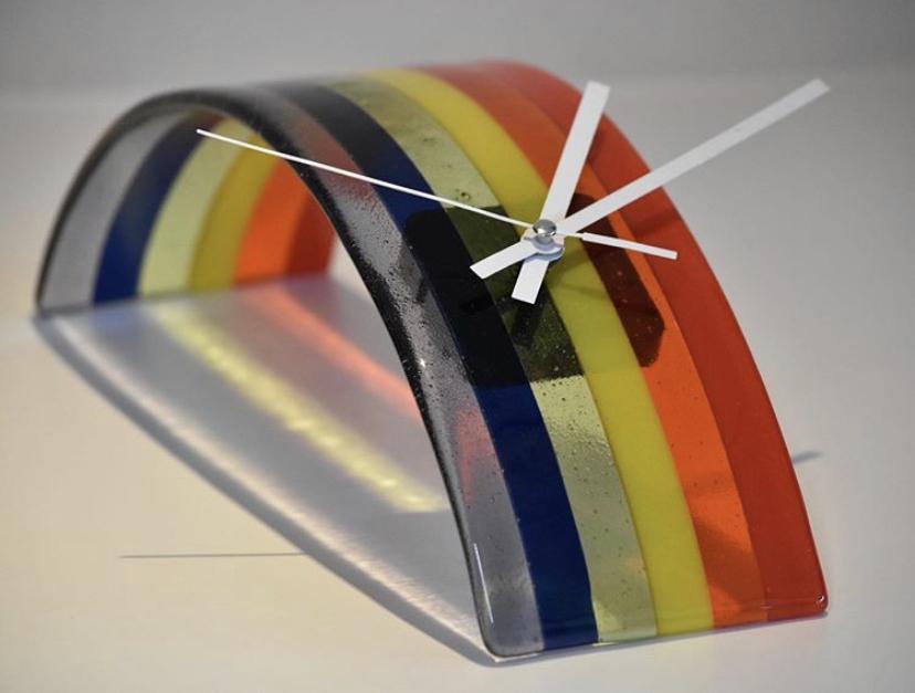 regenboog klok