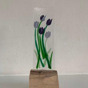 Tulpen van glas